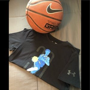 Stephen Curry T shirt size XL youth